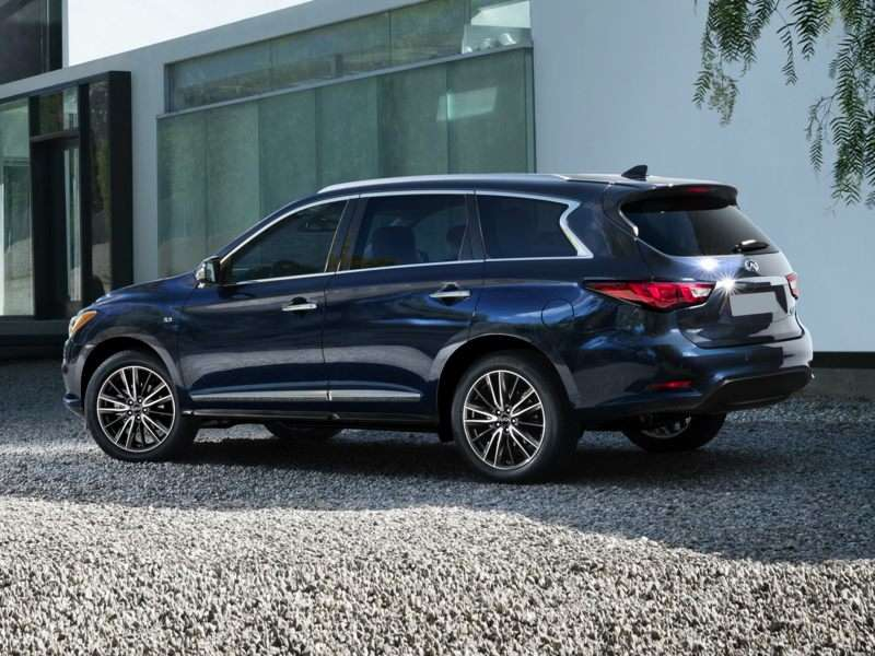Research the 2017 Infiniti QX60