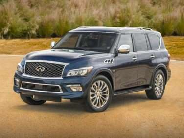 Research the 2017 Infiniti QX80