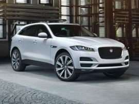 2017 Jaguar F Pace 20d All Wheel Drive