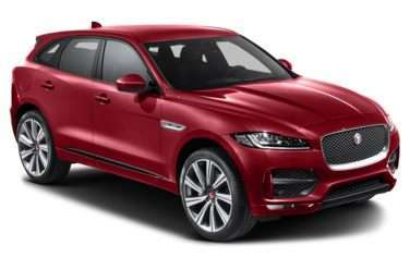 Research the 2017 Jaguar F-PACE