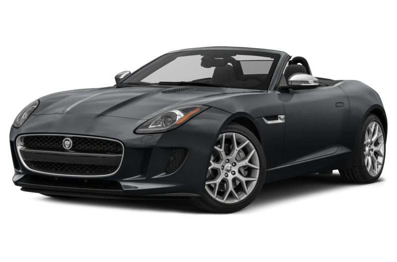 Research the 2017 Jaguar F-TYPE