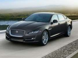 2017 Jaguar XJ Supercharged RWD