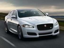 2017 Jaguar XJ XJR Long Wheelbase RWD