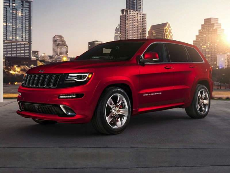 Research the 2017 Jeep Grand Cherokee