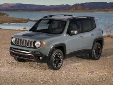 Research the 2017 Jeep Renegade