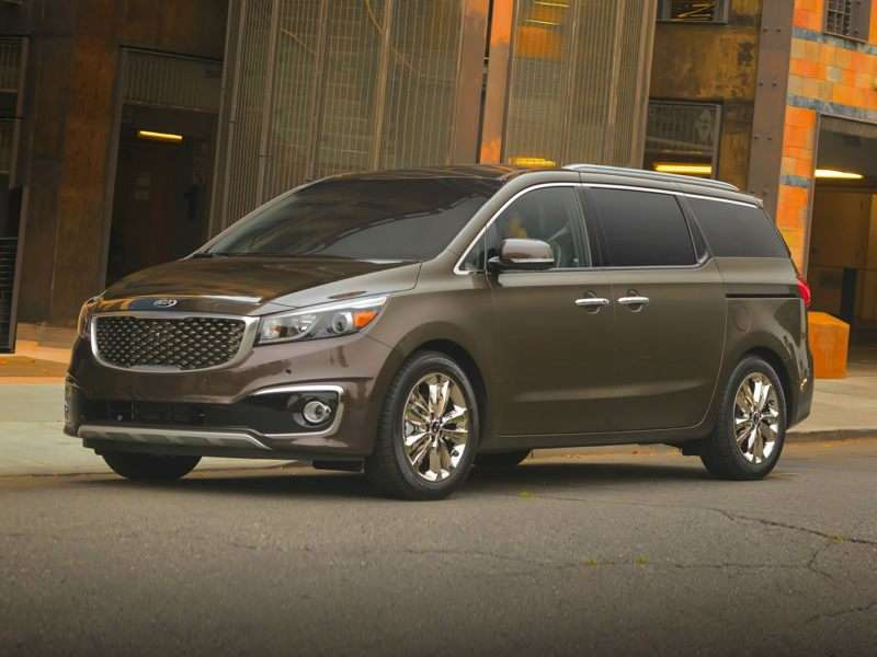 Research the 2017 Kia Sedona