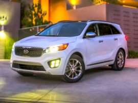 2017 Kia Sorento 2.4L LX 4dr All-wheel Drive
