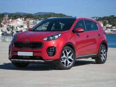 Research the 2017 Kia Sportage