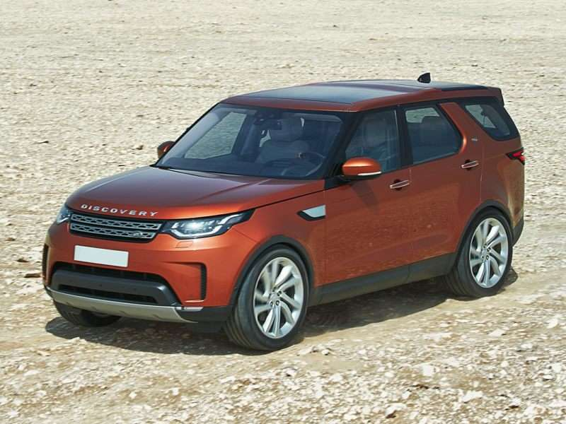 Research the 2017 Land Rover Discovery