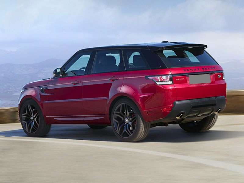 Research the 2017 Land Rover Range Rover Sport