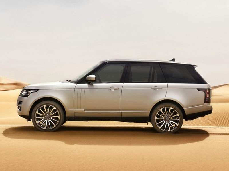 Best 3rd Row Suv Used >> Top 10 New Luxury SUVs, Top Ten Luxury Luxury Sport ...