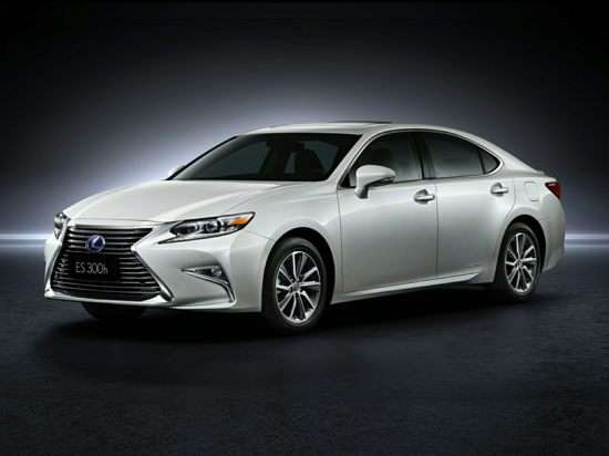 2017 Lexus Es 300h Models Trims Information And Details Autobytel