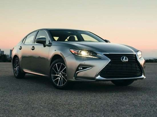 2017 Lexus ES 350 Models Trims Information And Details