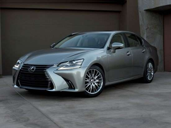 2017 Lexus Gs 200t Models Trims Information And Details Autobytel