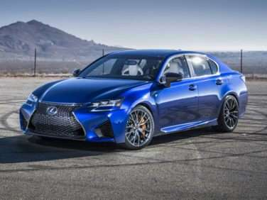 Research the 2017 Lexus GS F