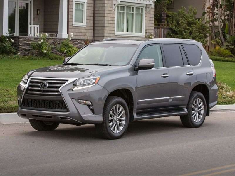 Research the 2017 Lexus GX 460