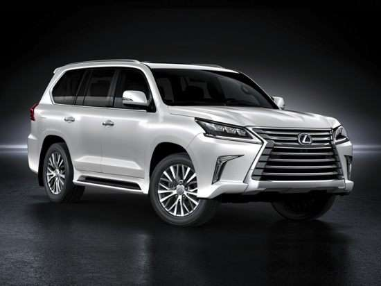 2017 lexus lx 570 models, trims, information, and details