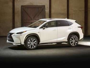 2017 Lexus Nx 200t Pictures Including