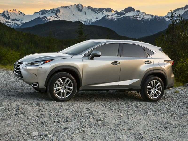 Research the 2017 Lexus NX 200t