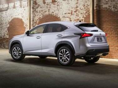 Research the 2017 Lexus NX 300h