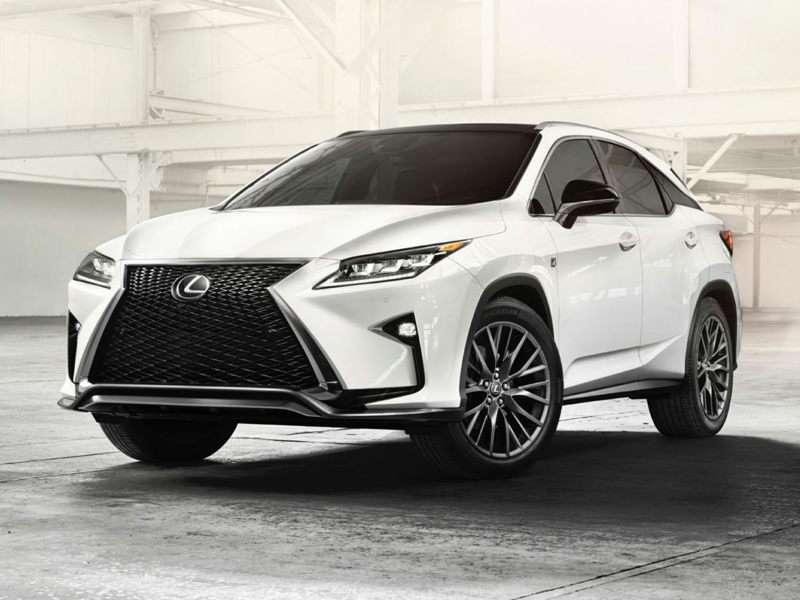 2017 Lexus Rx 350 Pictures Including Interior And Exterior Images Autobytel
