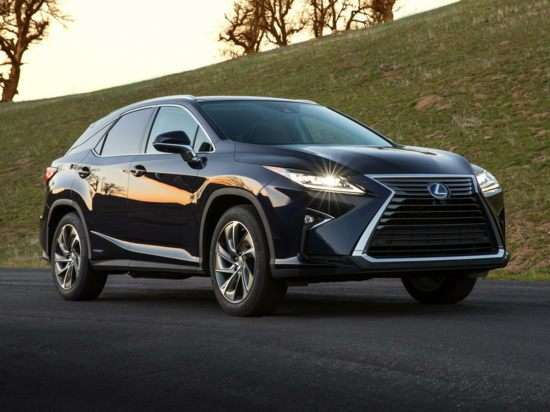 2017 Lexus Rx 450h Models Trims Information And Details Autobytel