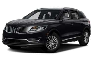 Research the 2017 Lincoln MKX