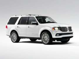 2017 Lincoln Navigator Select 4dr 4x2