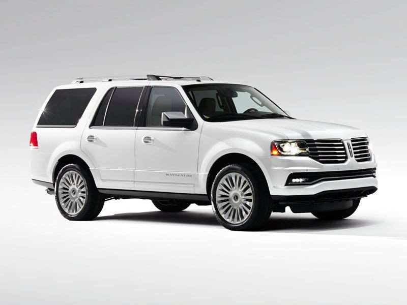 2017 Lincoln Navigator Pictures Including Interior And Exterior Images Autobytel