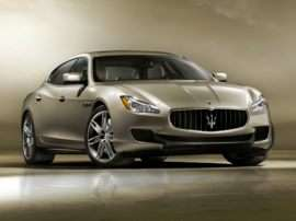 2017 Maserati Quattroporte S 4dr Rear Wheel Drive Sedan