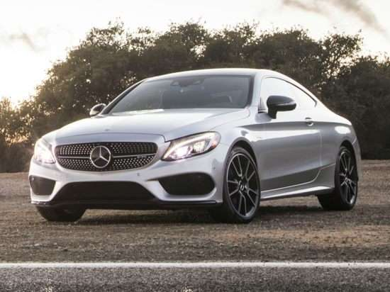 2017 Mercedes-Benz AMG C 43 AMG C 43 AWD 4MATIC Coupe
