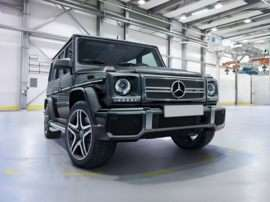 2017 Mercedes-Benz AMG G 65 Base AMG G 65 4dr All-wheel Drive