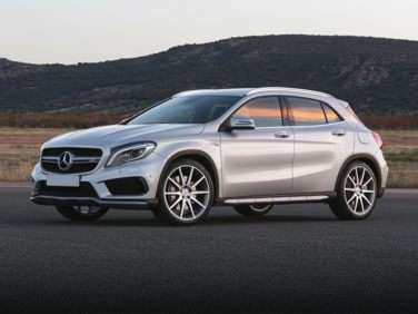 Research the 2017 Mercedes-Benz AMG GLA
