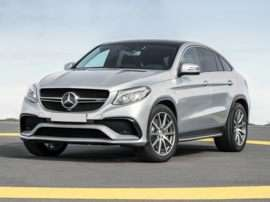 2017 Mercedes-Benz GLE63 AMG Coupe