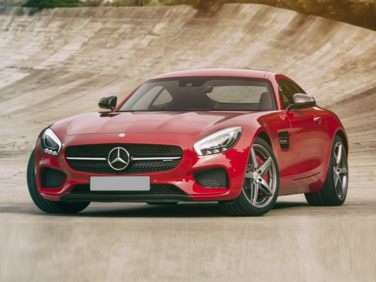 Research the 2017 Mercedes-Benz AMG GT