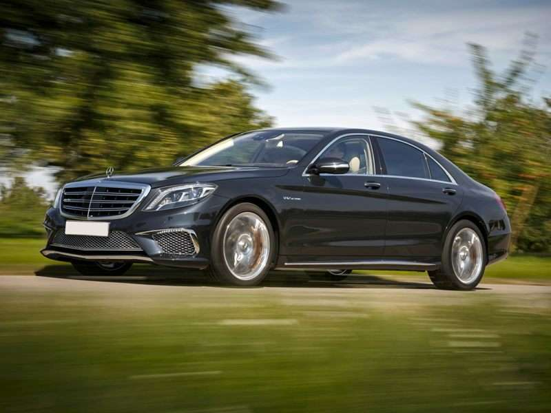 Research the 2017 Mercedes-Benz AMG S65