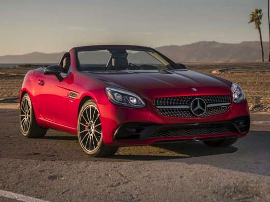 2017 Mercedes-Benz AMG SLC 43