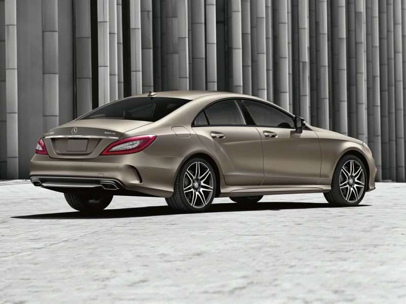 2017 Mercedes Benz Cls 550 Pictures Including Interior And Exterior Images Autobytel