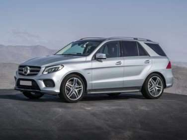 Research the 2017 Mercedes-Benz GLE550e