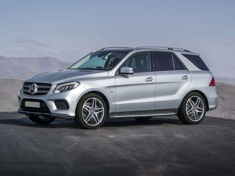 2017 Mercedes-Benz GLE550e