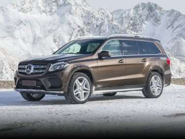2017 Mercedes-Benz GLS 350d