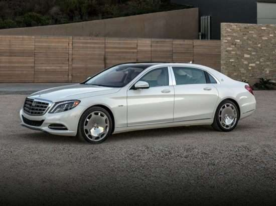 2017 Mercedes-Benz Maybach S 550