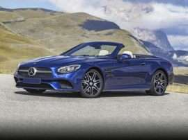 2017 Mercedes-Benz SL 450