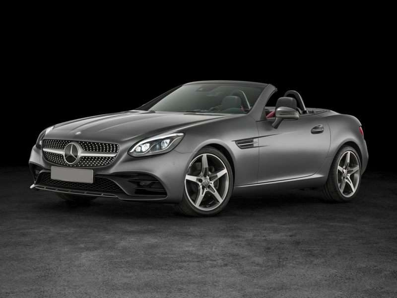 Research the 2017 Mercedes-Benz SLC300