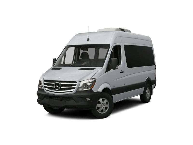 2017 Mercedes Benz Sprinter 2500 Pictures Including Interior And