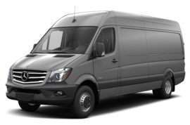 2017 Mercedes-Benz Sprinter 3500XD