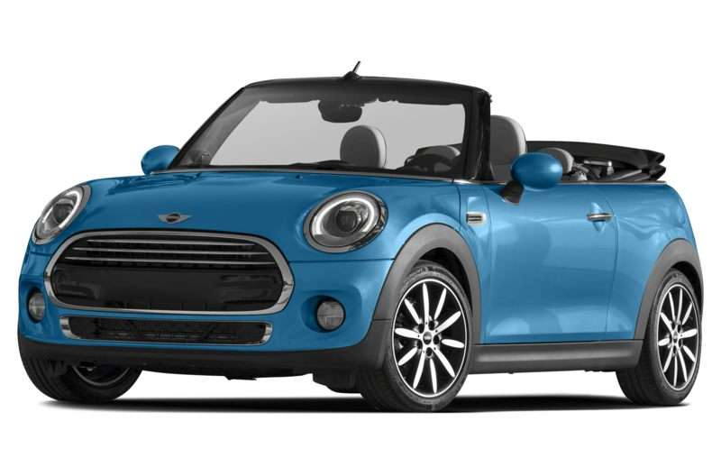 Research the 2017 MINI Convertible