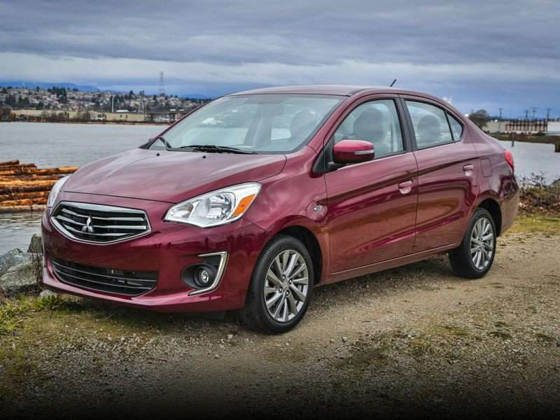 2017 Mitsubishi Mirage G4 Pictures Including Interior And Exterior Images Autobytel