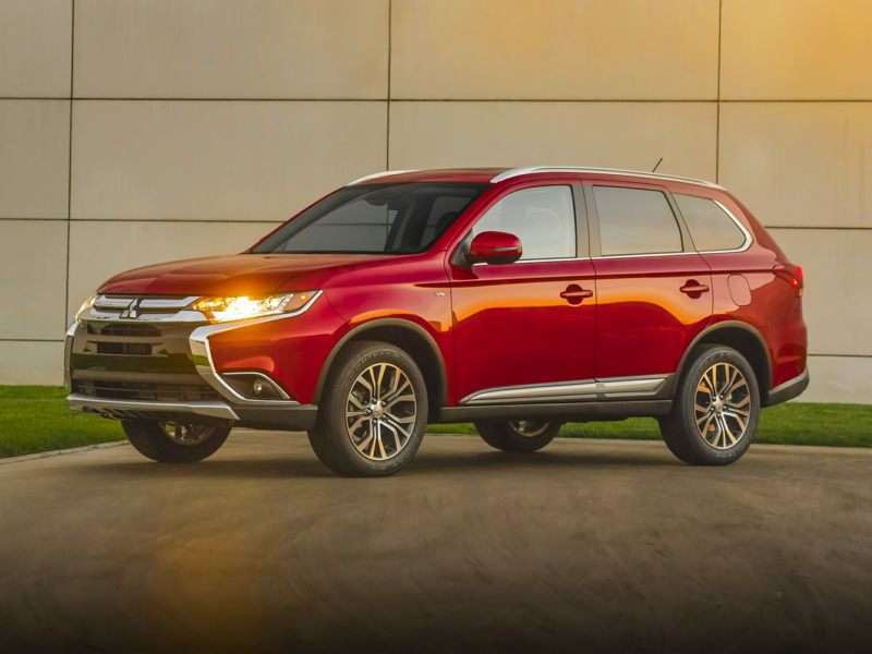 Research the 2017 Mitsubishi Outlander
