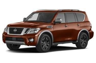Research the 2017 Nissan Armada